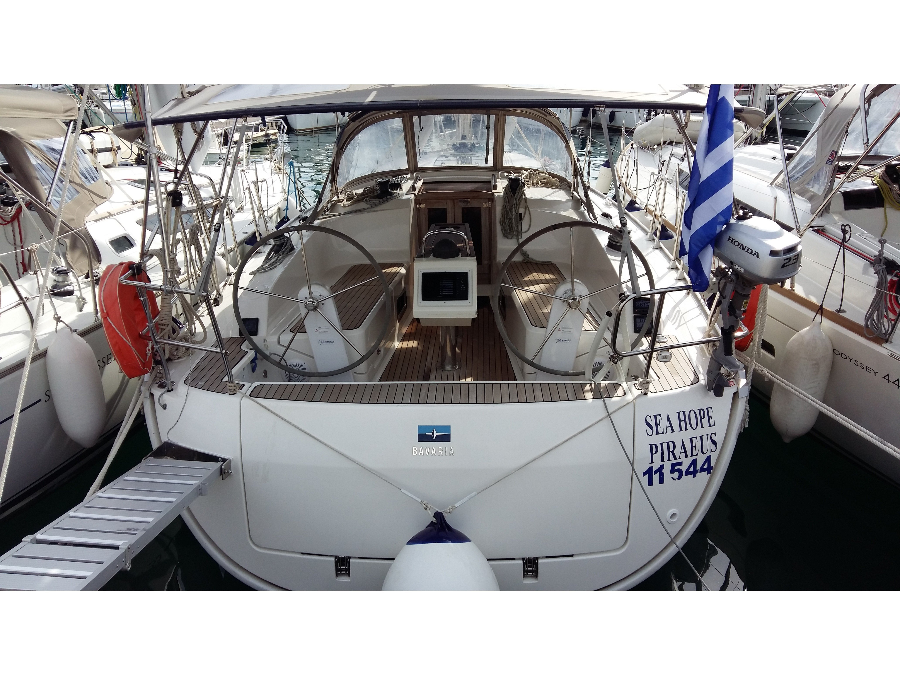 Bavaria Cruiser 37 (Sea Hope) Main image - 15