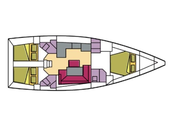 Bavaria Cr. 46 Style (Aldebaran) Plan image - 18
