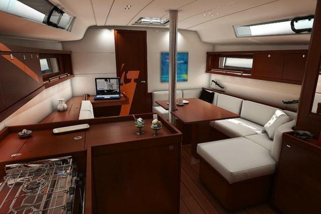 Oceanis 41.1 (NIRIIS) Interior Image - 2