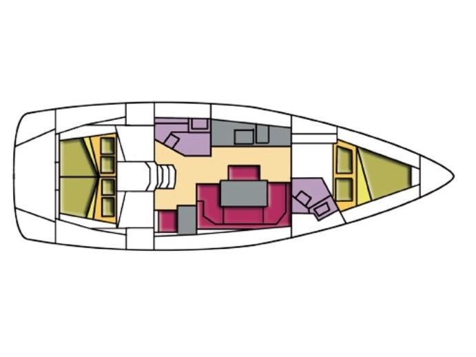 Bavaria Cr 41 (Sheratan) Plan image - 2