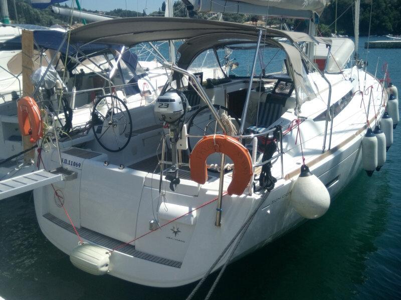 Sun Odyssey 439 (Fregata)  - 8
