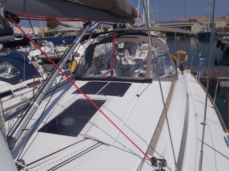 Sun Odyssey 439 (Fregata)  - 4