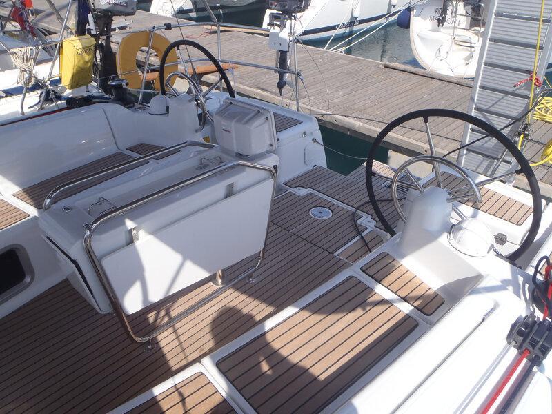 Sun Odyssey 439 (Fregata)  - 9