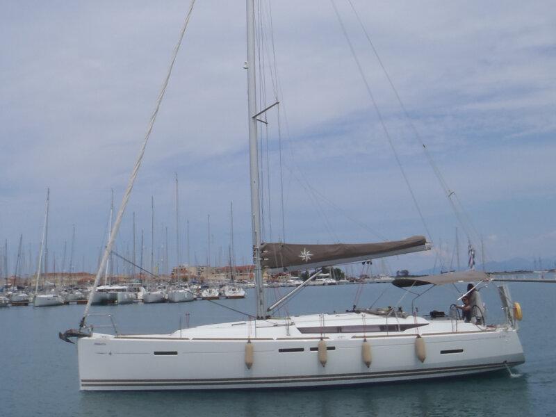 Sun Odyssey 439 (Fregata) Main image - 0