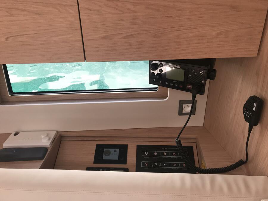 Oceanis 46.1 (5 cab) (Becrux)  - 8