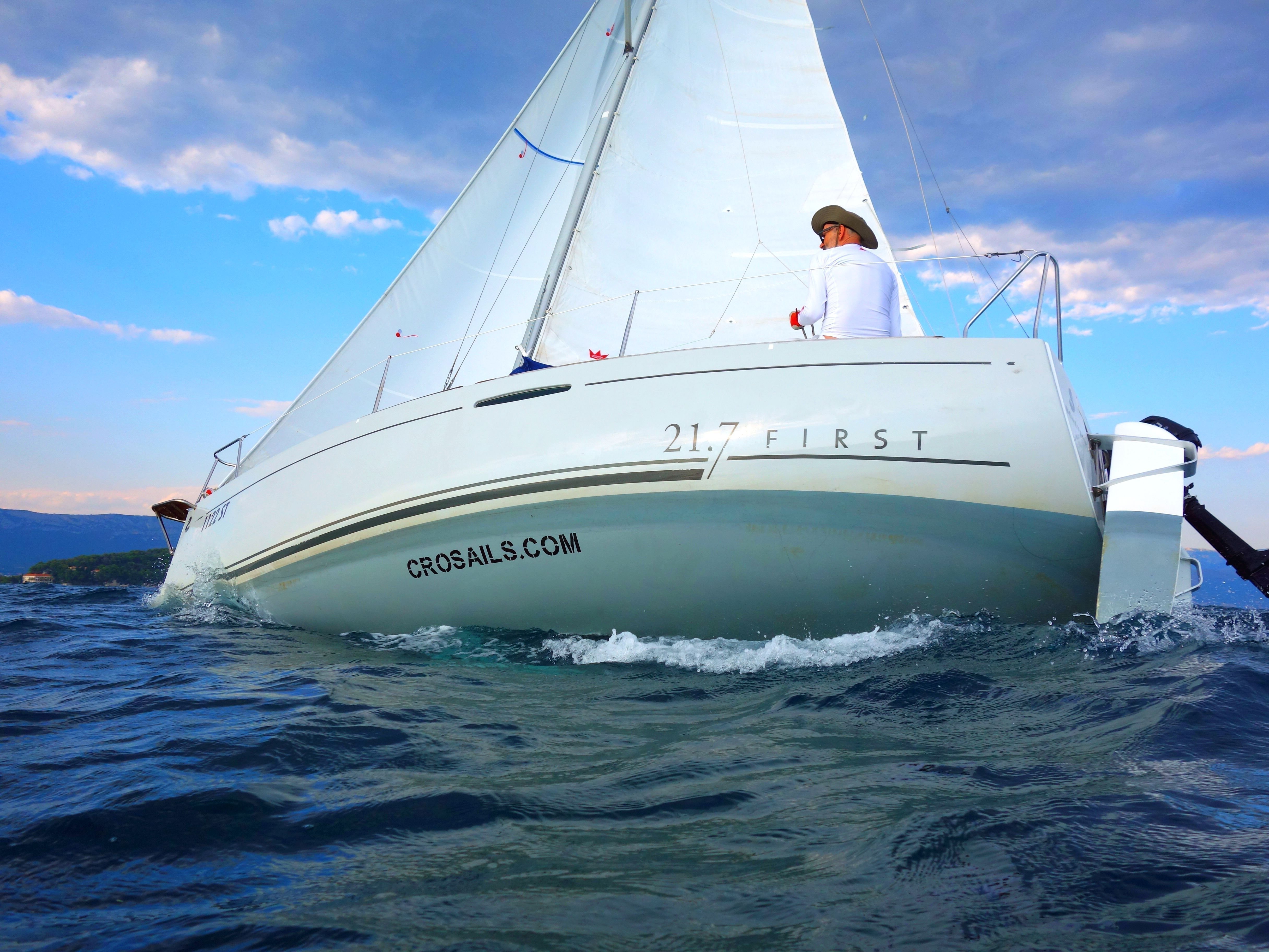 Beneteau First 21.7 (Perla)  - 2