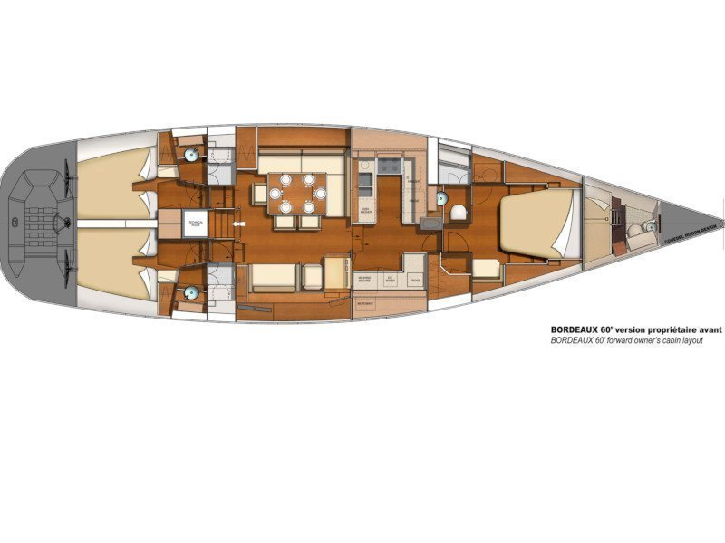 CNB Bordeaux 60  (AnnaBolina) Plan image - 3