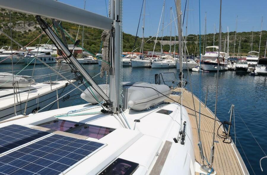 Sun Odyssey 469 (Nomia)  - 16