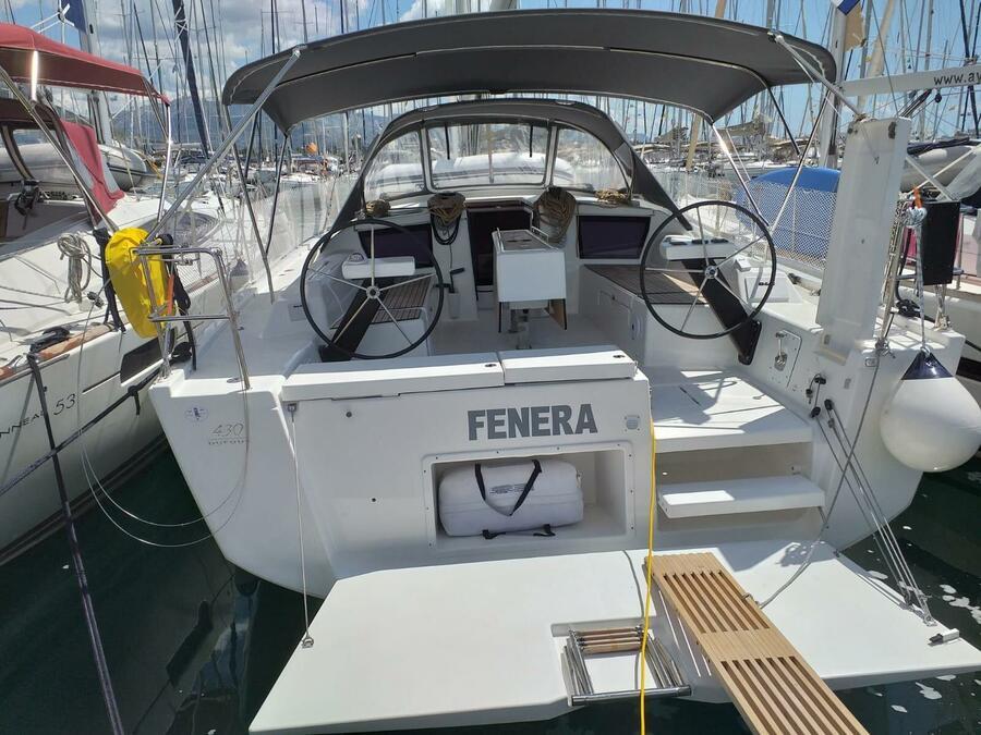 Dufour 430 Grand Large (Fenera)  - 15