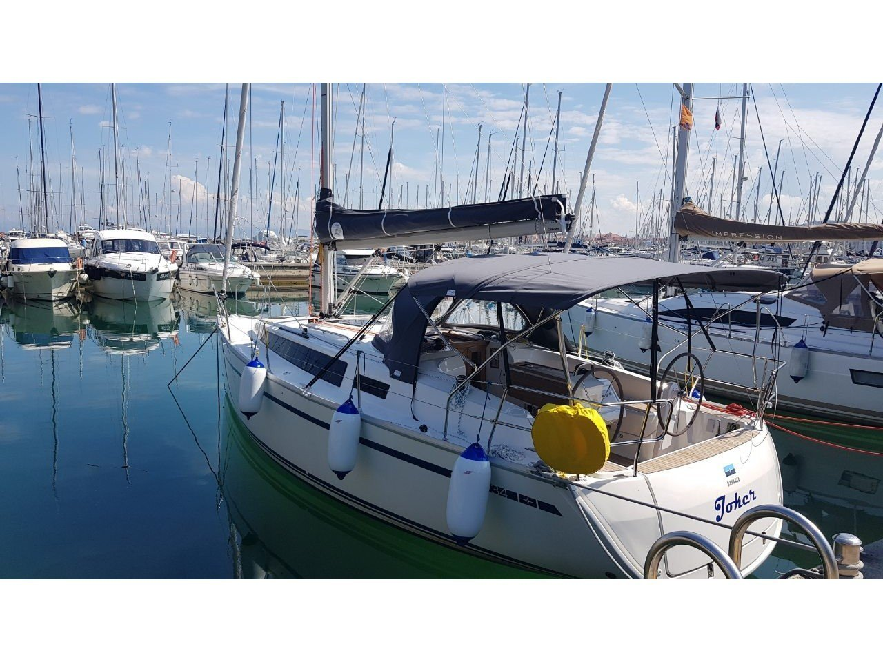 Bavaria 34 Cruiser (Joker) Main image - 0
