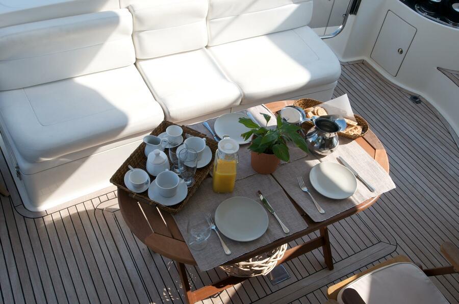 Azimut 58 (Poseidon) Deck image - 6