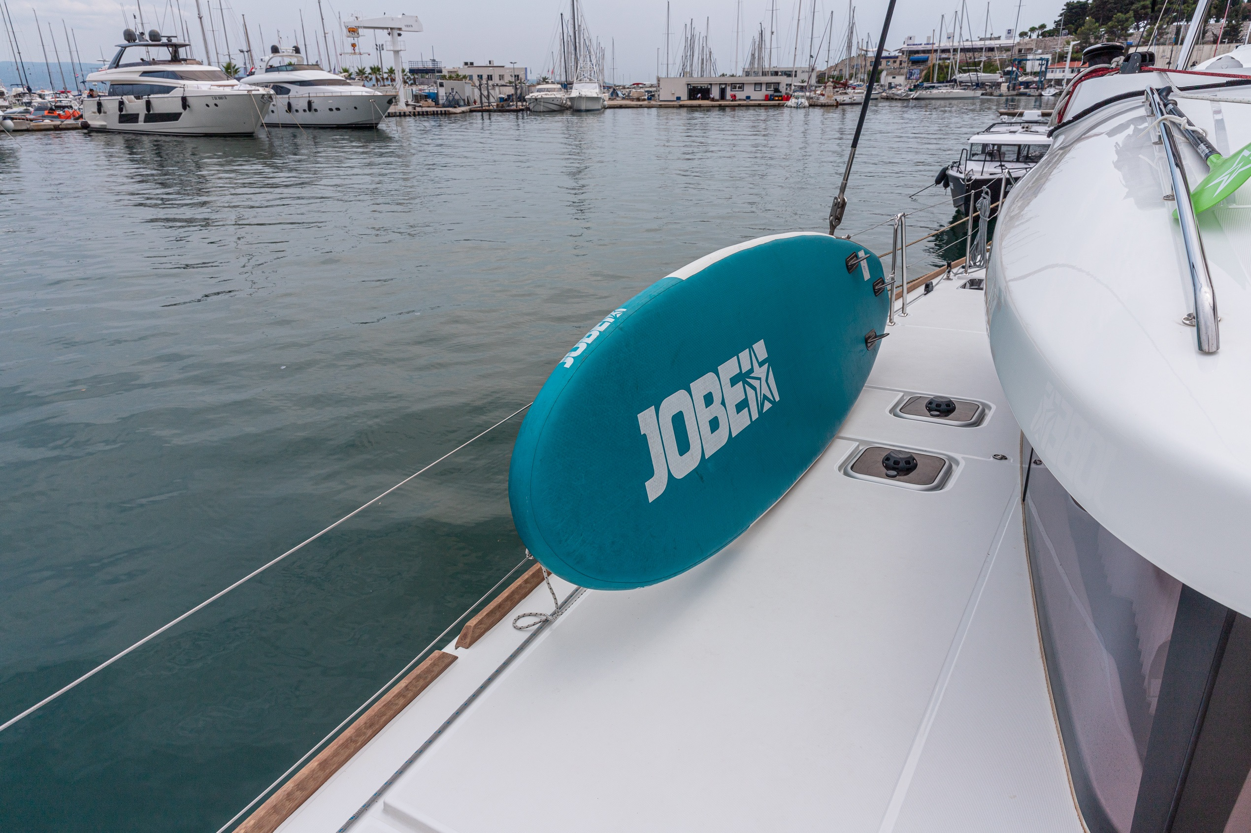 Lagoon 450 Sport (2018) equipped with generator, A (MOBY DICK)  - 1