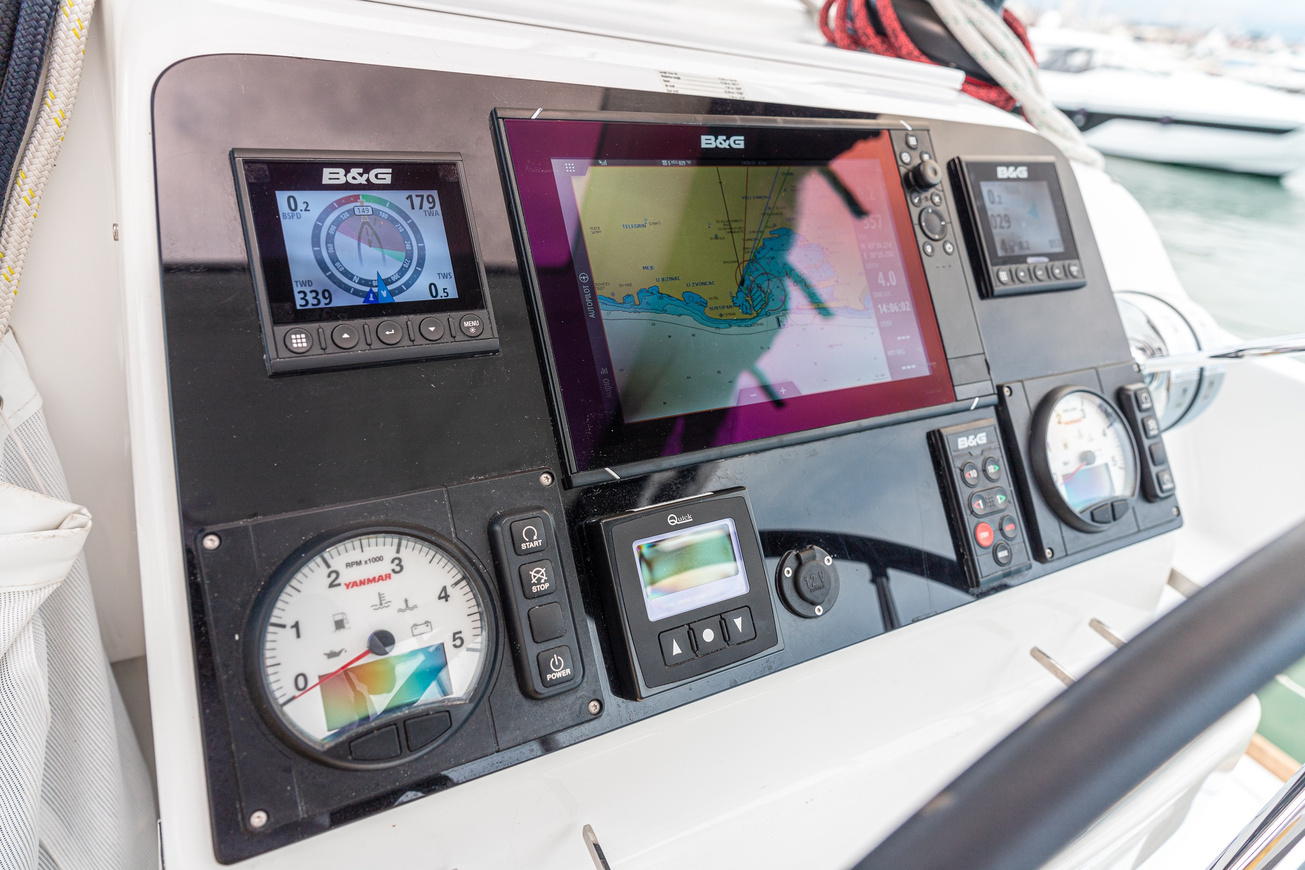 Lagoon 450 Sport (2018) equipped with generator, A (MOBY DICK)  - 7