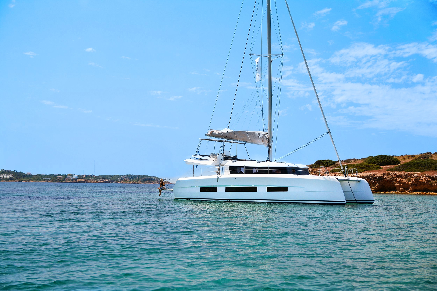 Dufour Catamaran 48 (Sonia)  - 11