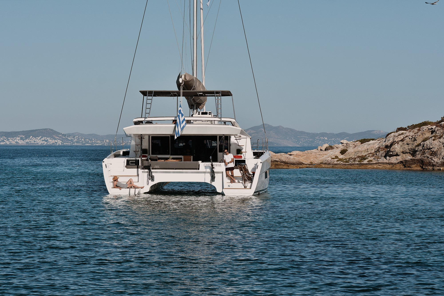 Dufour Catamaran 48 (Sonia)  - 7