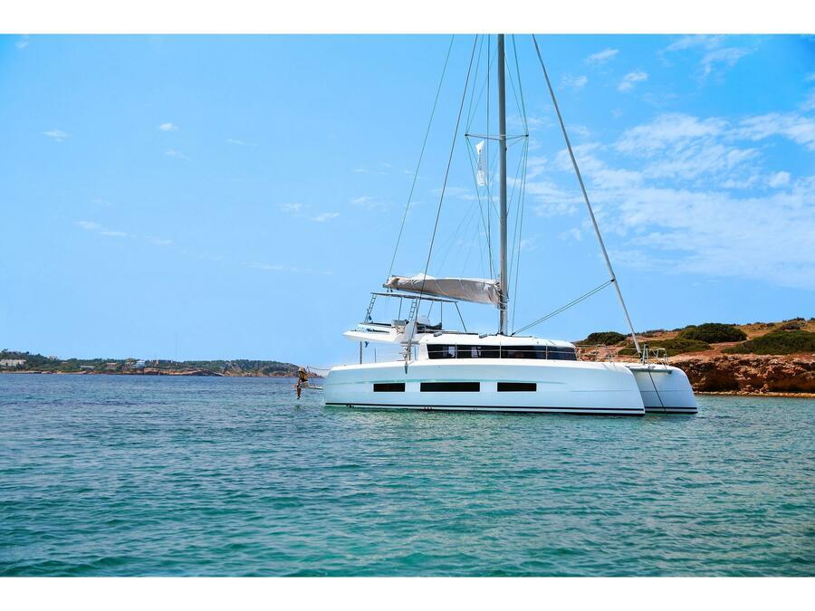 Dufour Catamaran 48 (Sonia) Main image - 0