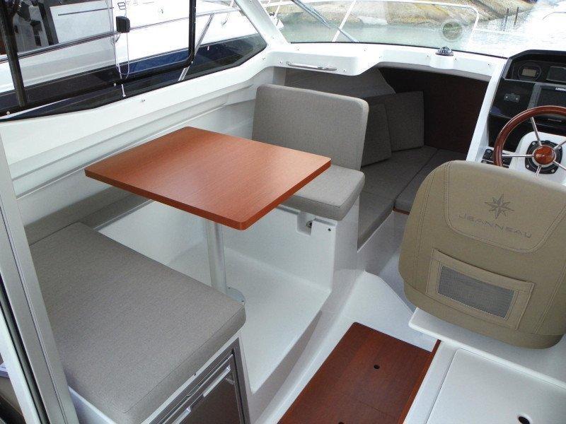 Merry Fisher 695 + Suzuki 150 (JEANNEAU)  - 10