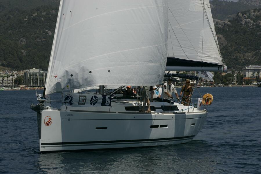 Dufour 405 Grand Large (Ricarda) Main image - 0