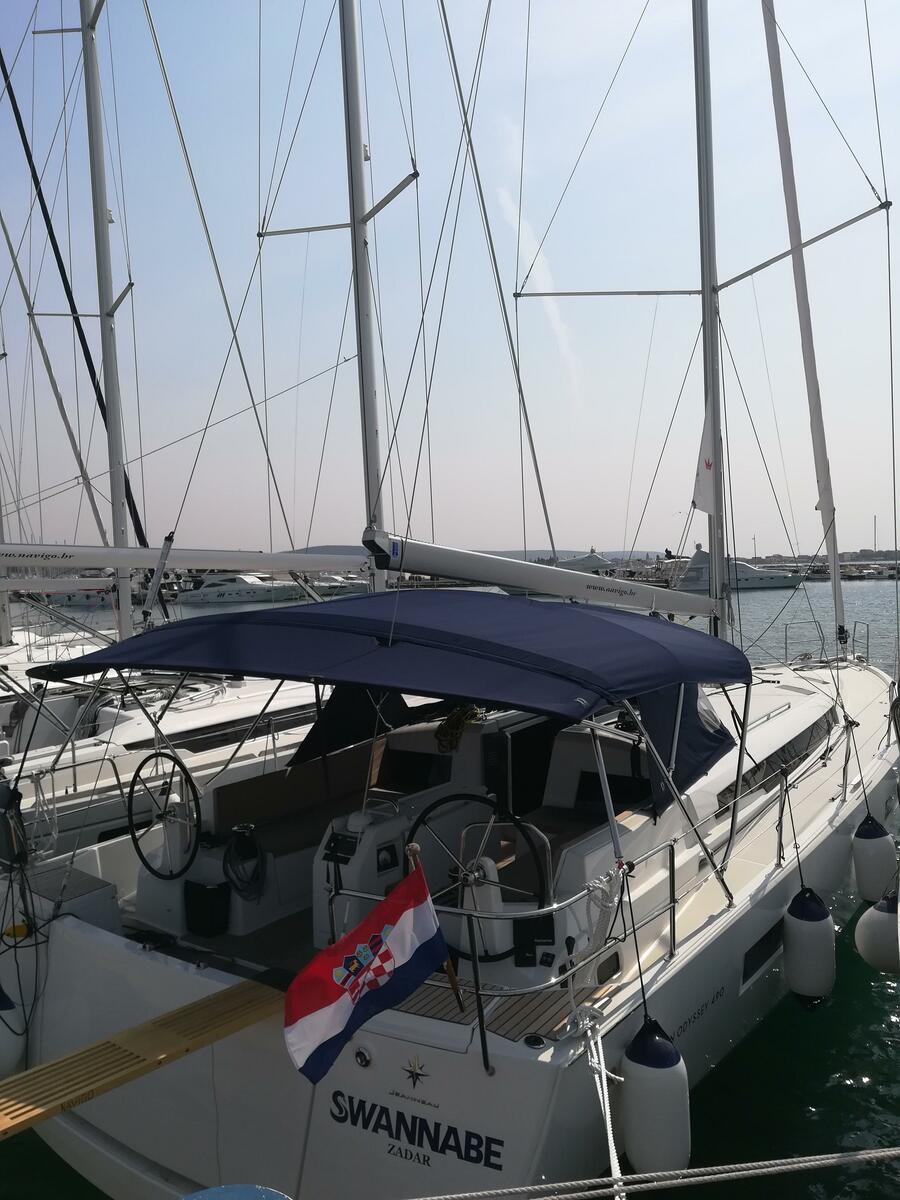 Sun Odyssey 490 (Swannabe)  - 3