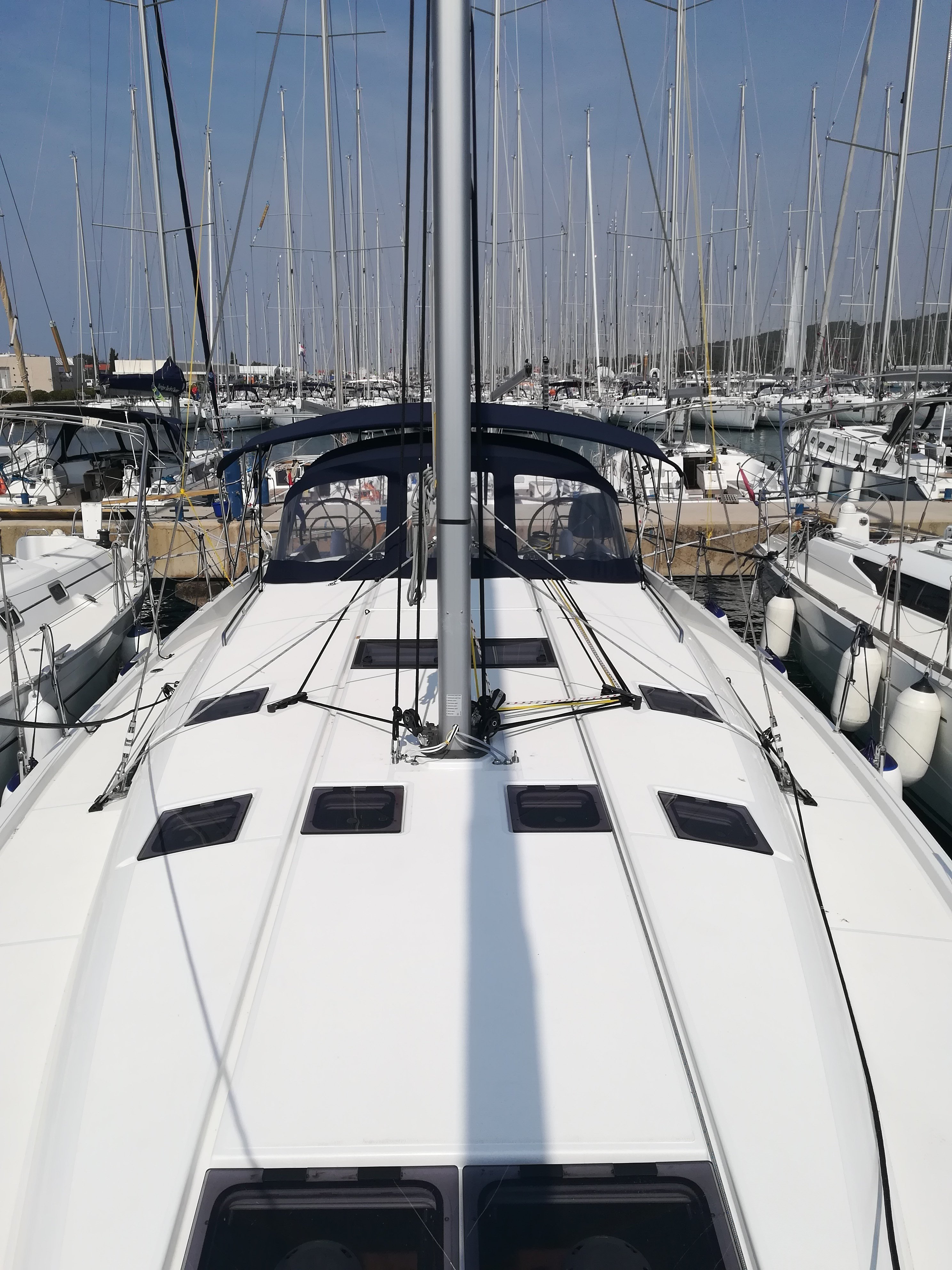 Sun Odyssey 490 (Swannabe)  - 6