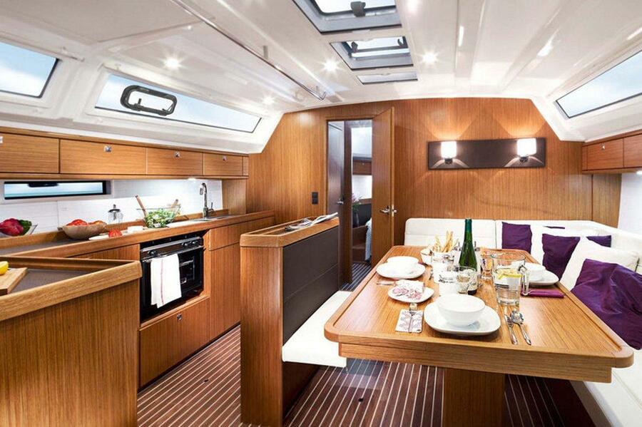 Bavaria 46 Cruiser (Margarita Bavaria 46 Cruiser)  - 11