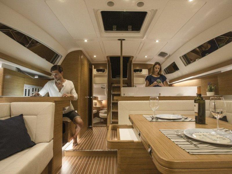 Elan 45 Impression - 3 cabin version (DaVinci)  - 10