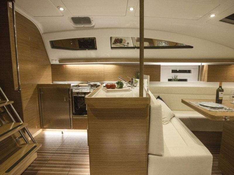 Elan 45 Impression - 3 cabin version (DaVinci)  - 3