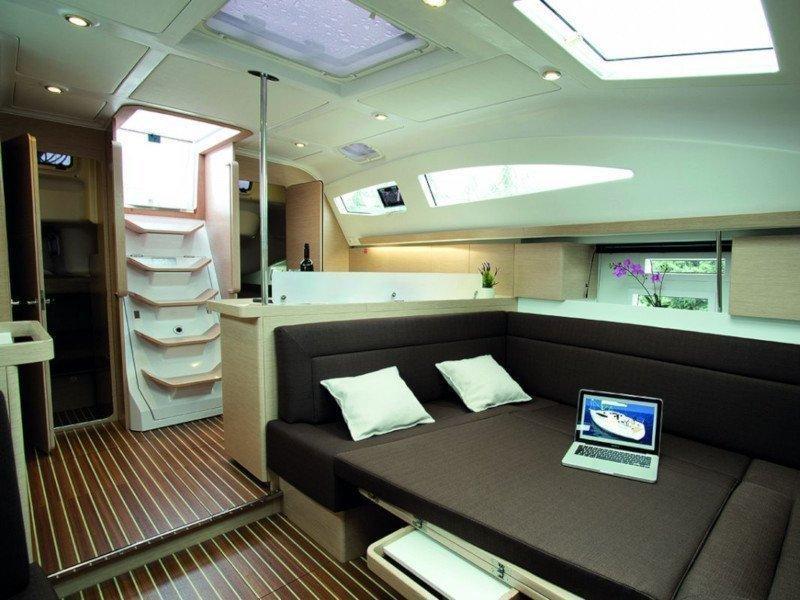 Elan 45 Impression - 4 cabin version (Charm)  - 12