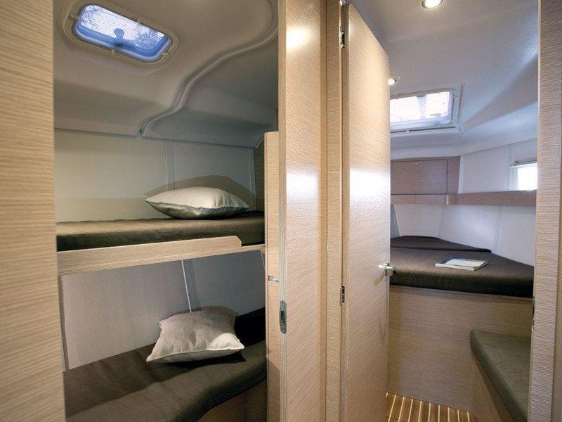 Elan 45 Impression - 4 cabin version (Polina)  - 5