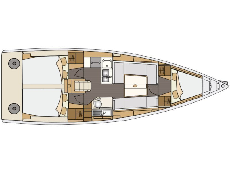Elan E4 (Shark) Plan image - 13