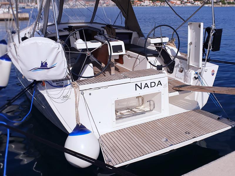 Dufour 360 Grand Large (Nada) Main image - 0