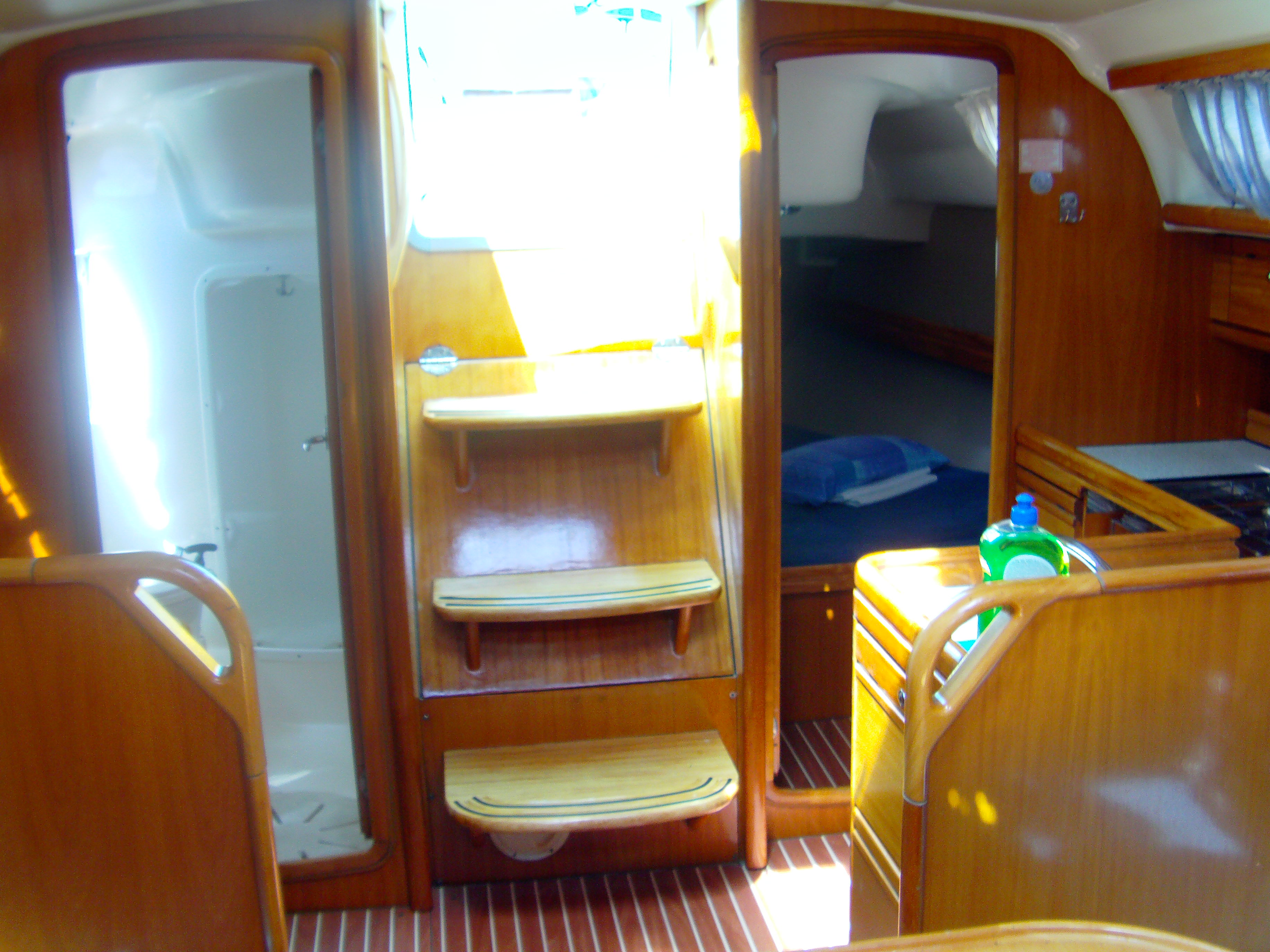 Bavaria 33 Cruiser (Kate) Plan image - 5