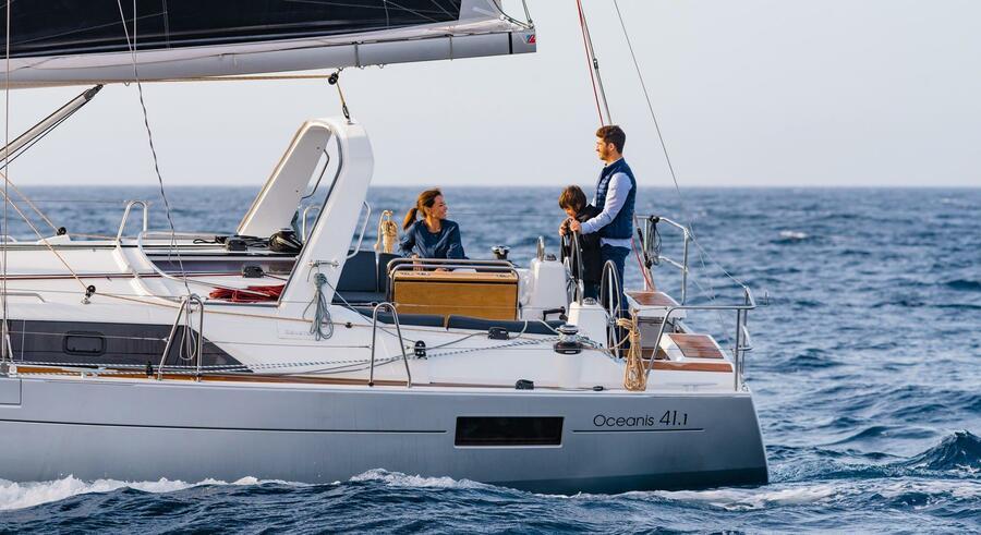 Oceanis 41.1 (LUX)  - 6