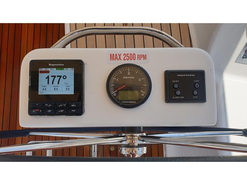 Dufour 390 Grand Large (Sara)  - 18