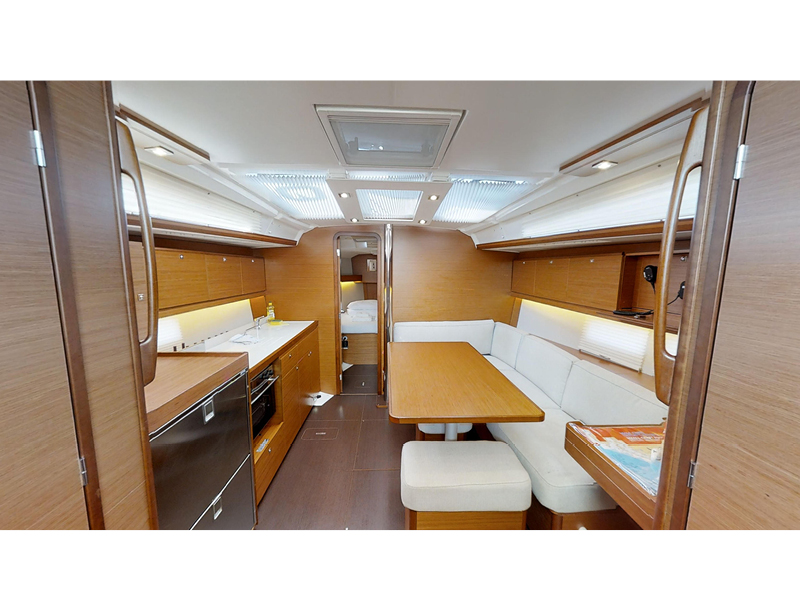 Dufour 390 Grand Large (#001) Interior image - 5