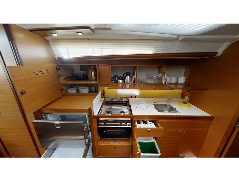 Dufour 390 Grand Large (#002)  - 22