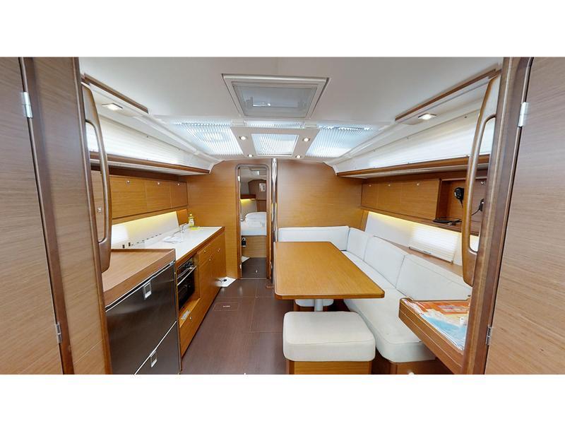 Dufour 390 Grand Large (Mimi) Interior image - 14