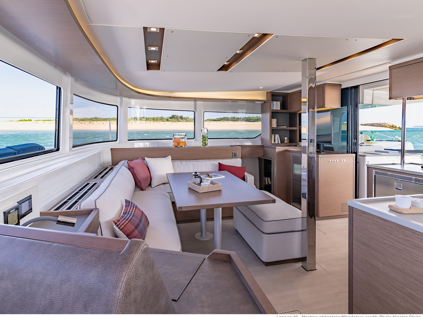 Lagoon 46 (Golden Star) Interior image - 2