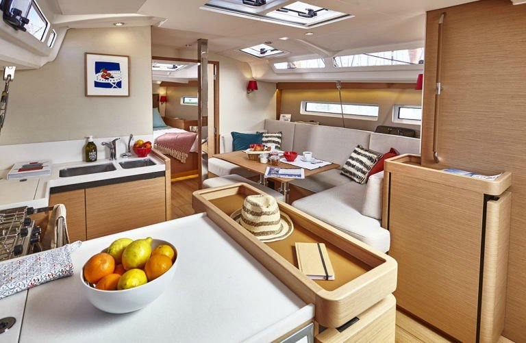 Sun Odyssey 440 (NEW SO 440_NAFPLION)  - 7