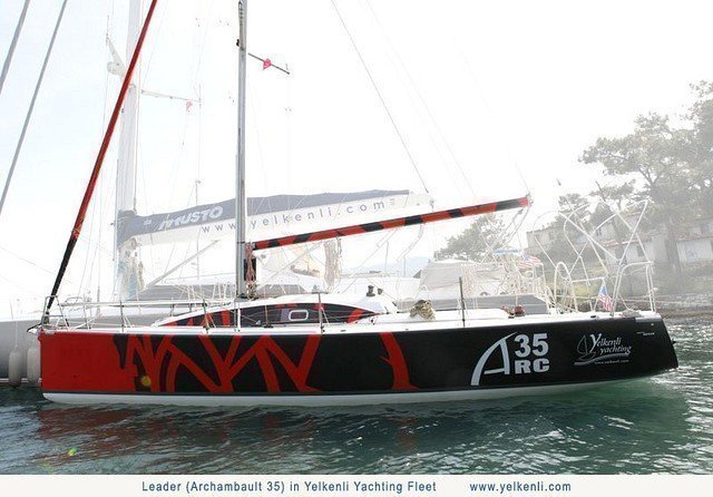 Archambault 35 (Leader) Port Side - 7