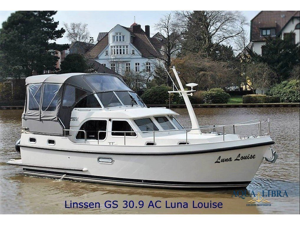 Linssen GS 30.9 AC (Luna Louise) Main image - 0