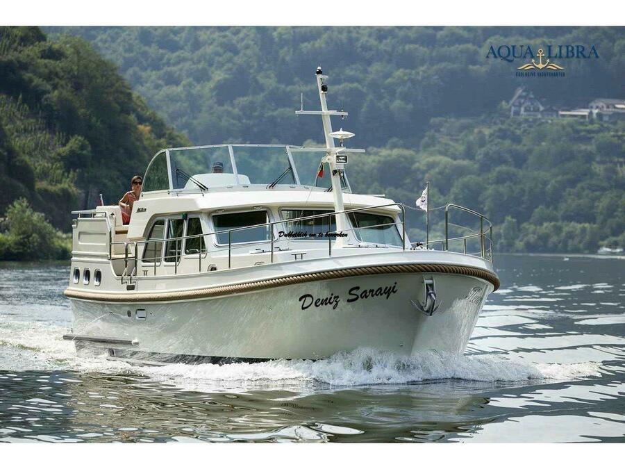 Linssen Grand Sturdy 40.0 AC (Deniz Sarayi) Main image - 0