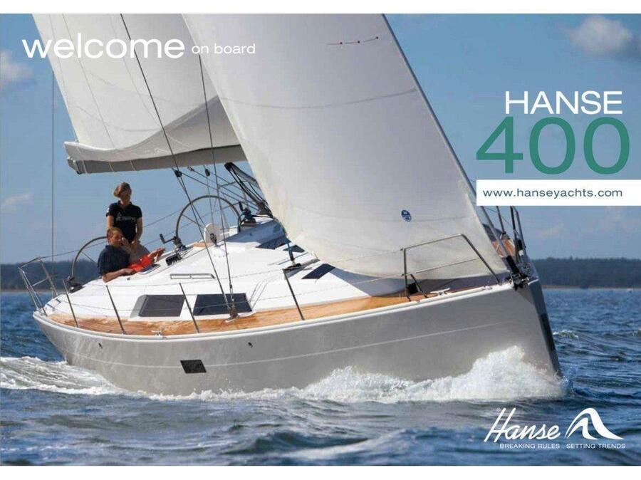 Hanse 400 (Nauticum (!!!from Monday)) Main image - 0