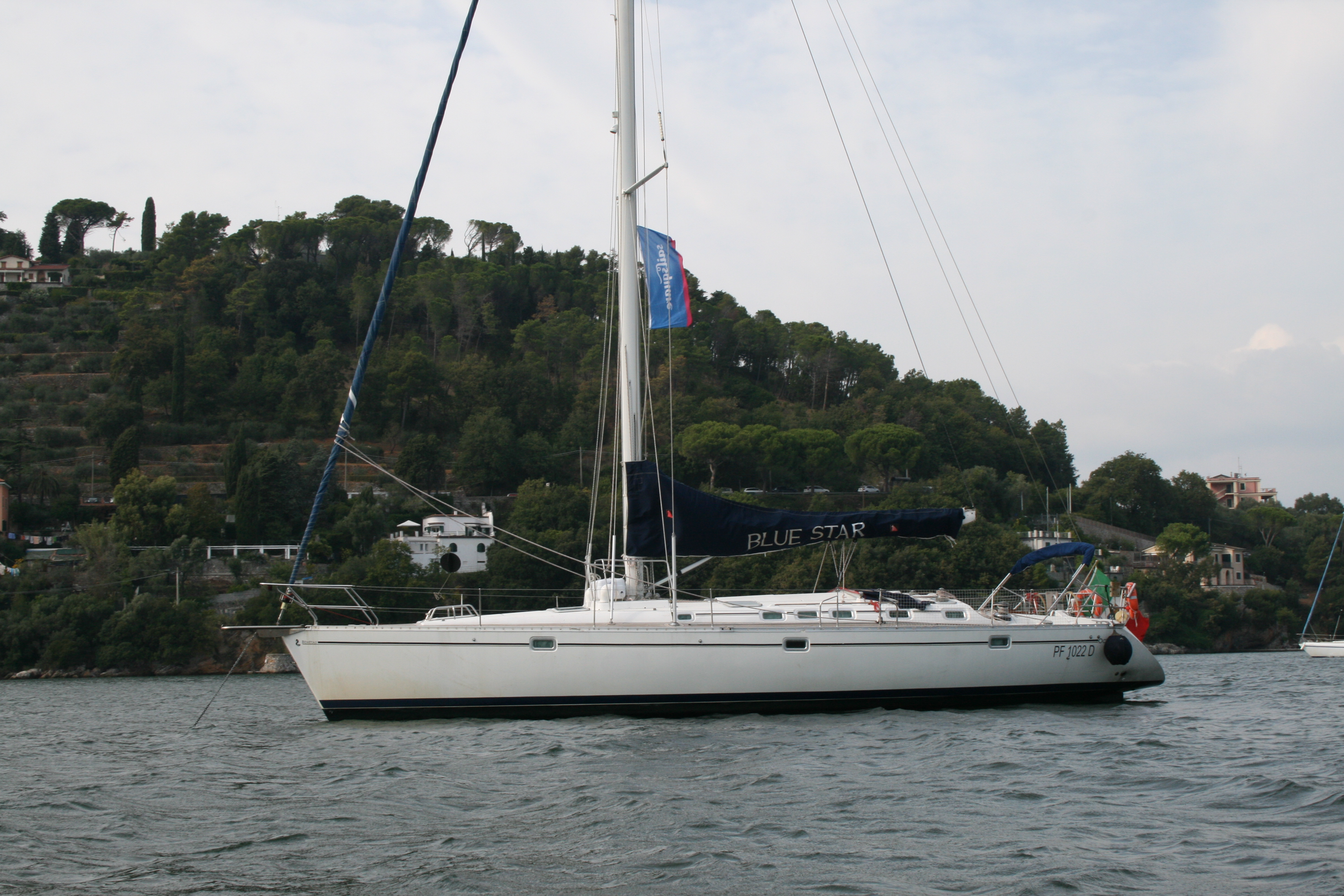 Oceanis 510 (Blue Star)  - 13