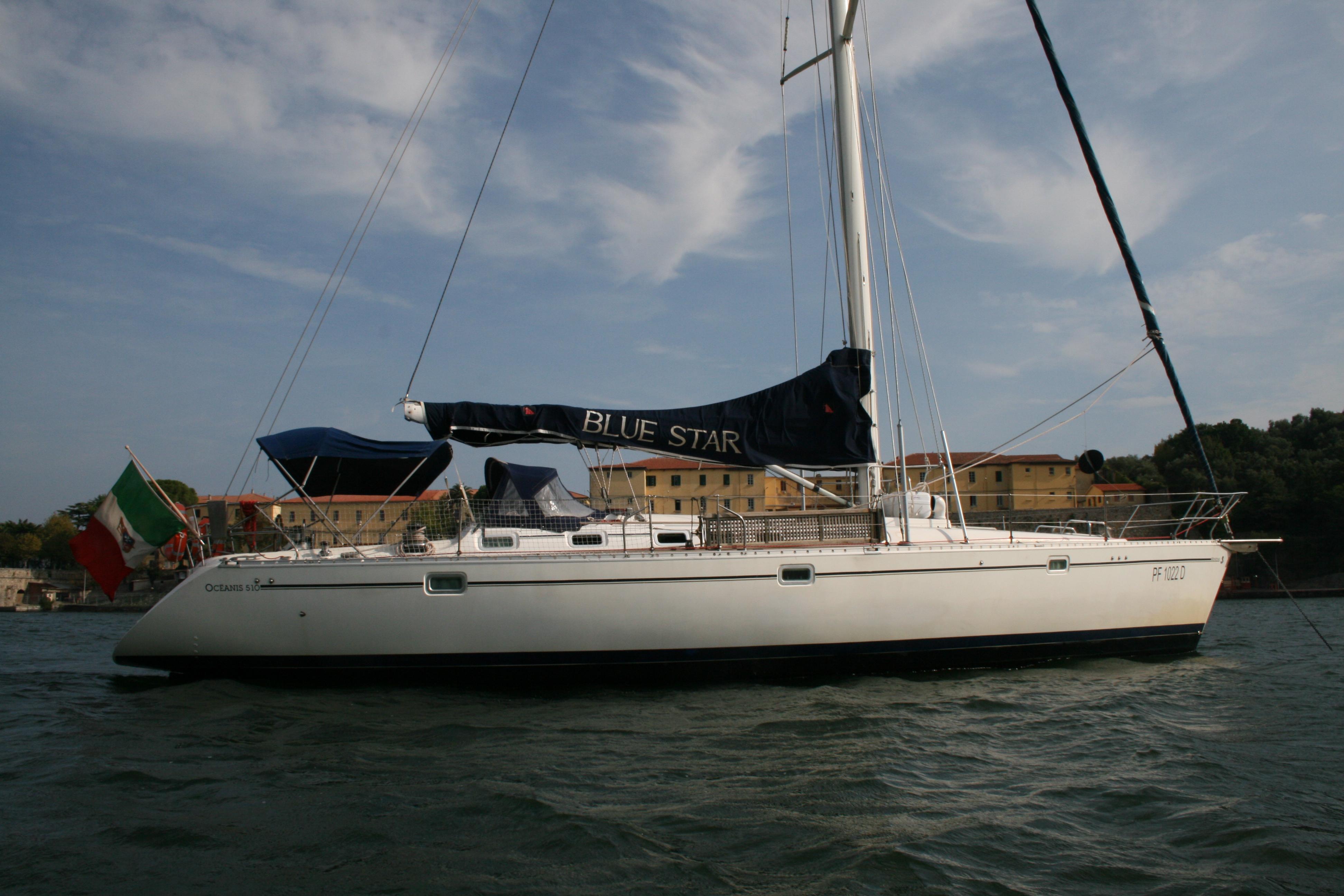 Oceanis 510 (Blue Star)  - 6