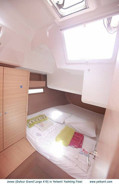 Dufour 410 GL (Jones) Starboard Aft Cabin - 12