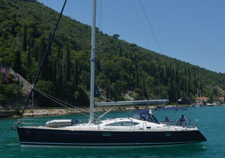 Sun Odyssey 49DS (Blue Bear)  - 4