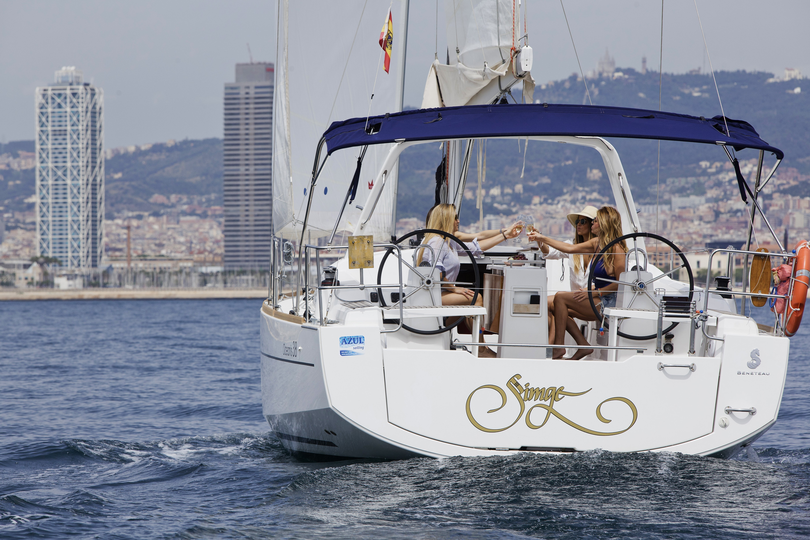Beneteau Oceanis 38 (Simge)  - 6