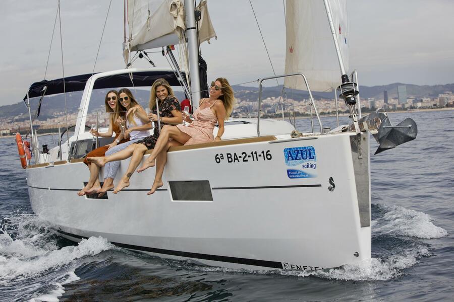 Beneteau Oceanis 38 (Simge)  - 10