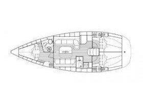 Bavaria 37 Cruiser (El Príncipe Azul) Plan image - 8